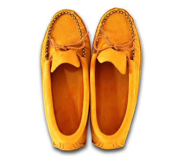 Genuine Moccasin, Véritable Mocassin