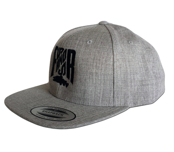 Original SnapBack - Grey/Black