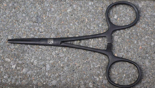FNR wrought iron Tongs - Pinces FNR en fer forgé