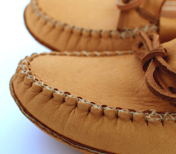 Genuine Leather Moccasin