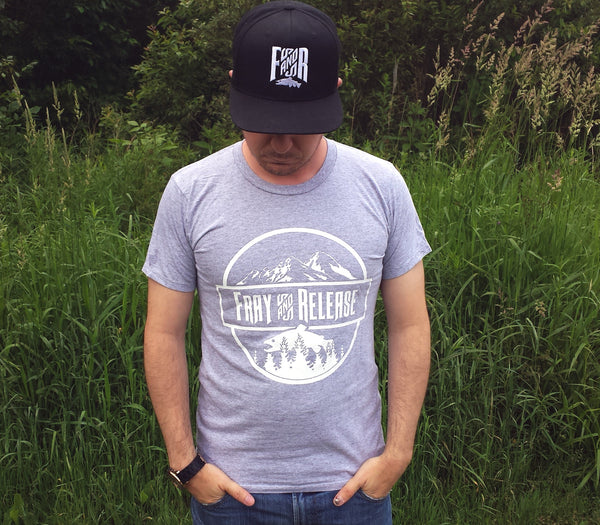 Original T-Shirt White/Grey