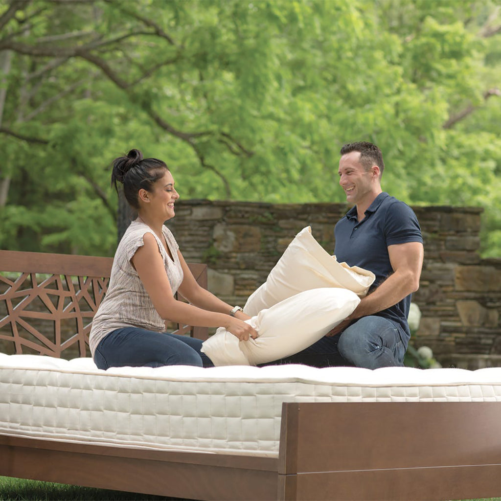 Naturepedic Serenade Organic Hybrid Latex Mattress