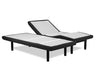 Leggett & Platt S-Cape Split Queen Adjustable Bed