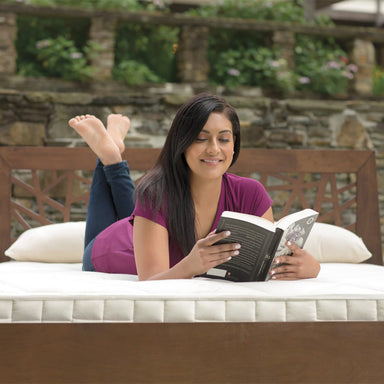 Naturepedic Organic Hybrid Mattress - Serenade