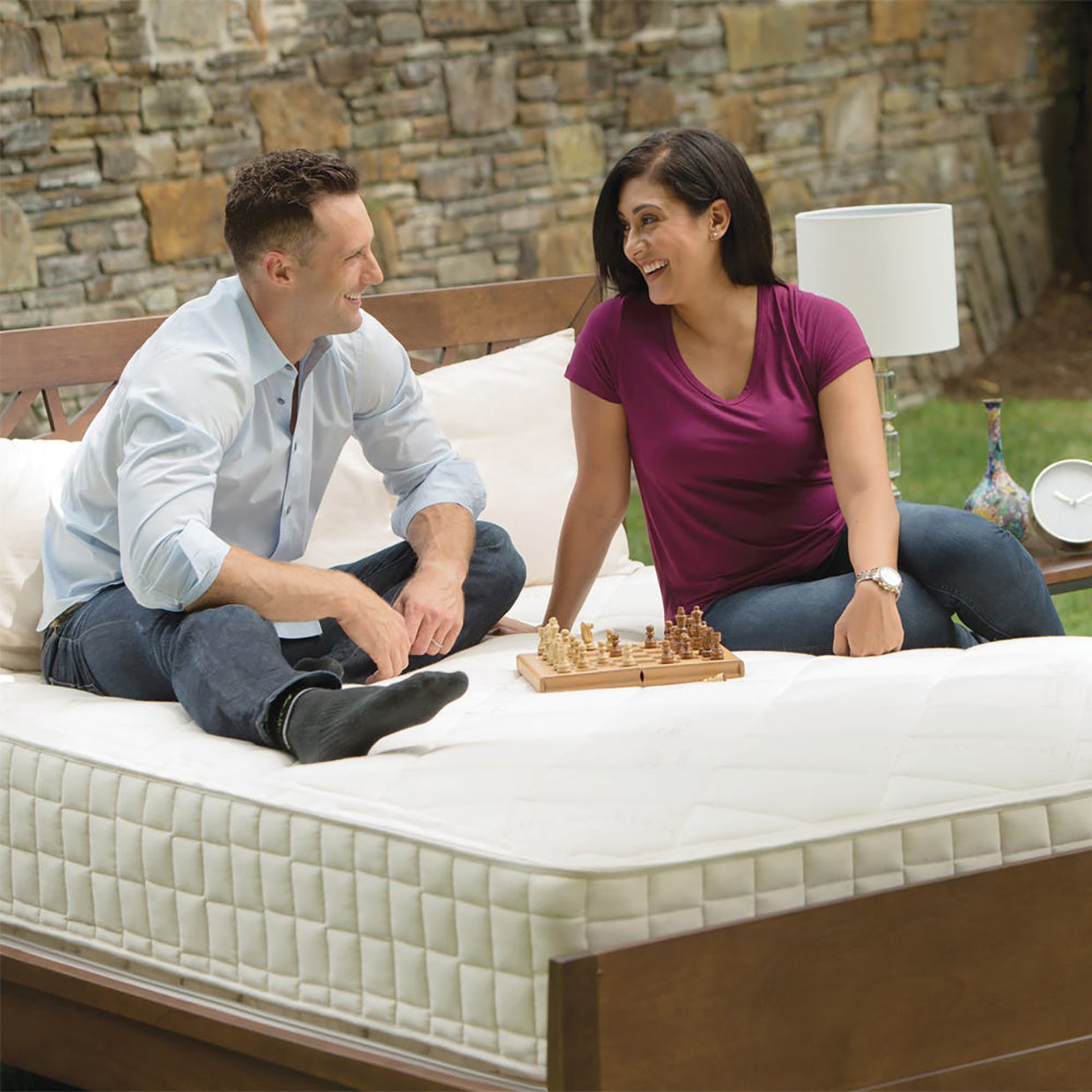 Naturepedic Serenade Non Toxic Chemical Free Organic Mattress