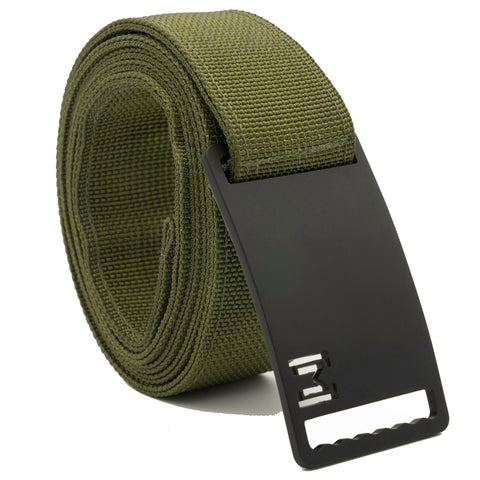 Green MagBelt and Black MagBuckle