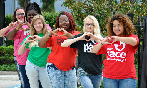 Support For PACE Center For Girls - Jacksonville