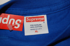Supreme Sunrise T Shirt Royal Blue FW12 - RSRV - 3