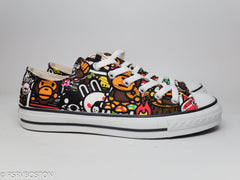 A Bathing Ape Baby Milo All Over Print Ape Sta's - RSRV - 1
