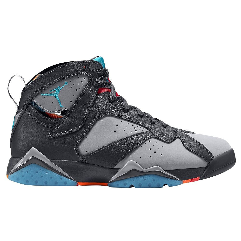 Nike Air Jordan 7 Retro Barcelona Days Dark Grey/ Turquoise Blue/ Wolf Grey/ Total Orange - RSRV