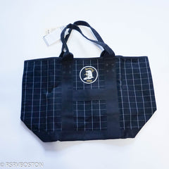 Burton x Neighborhood Canvas Tote Bag Black