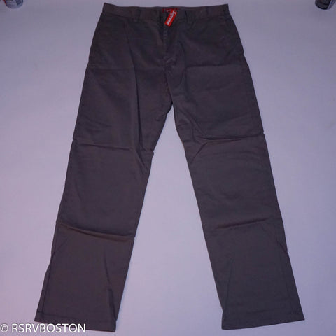 Supreme Work Pants Grey SS15