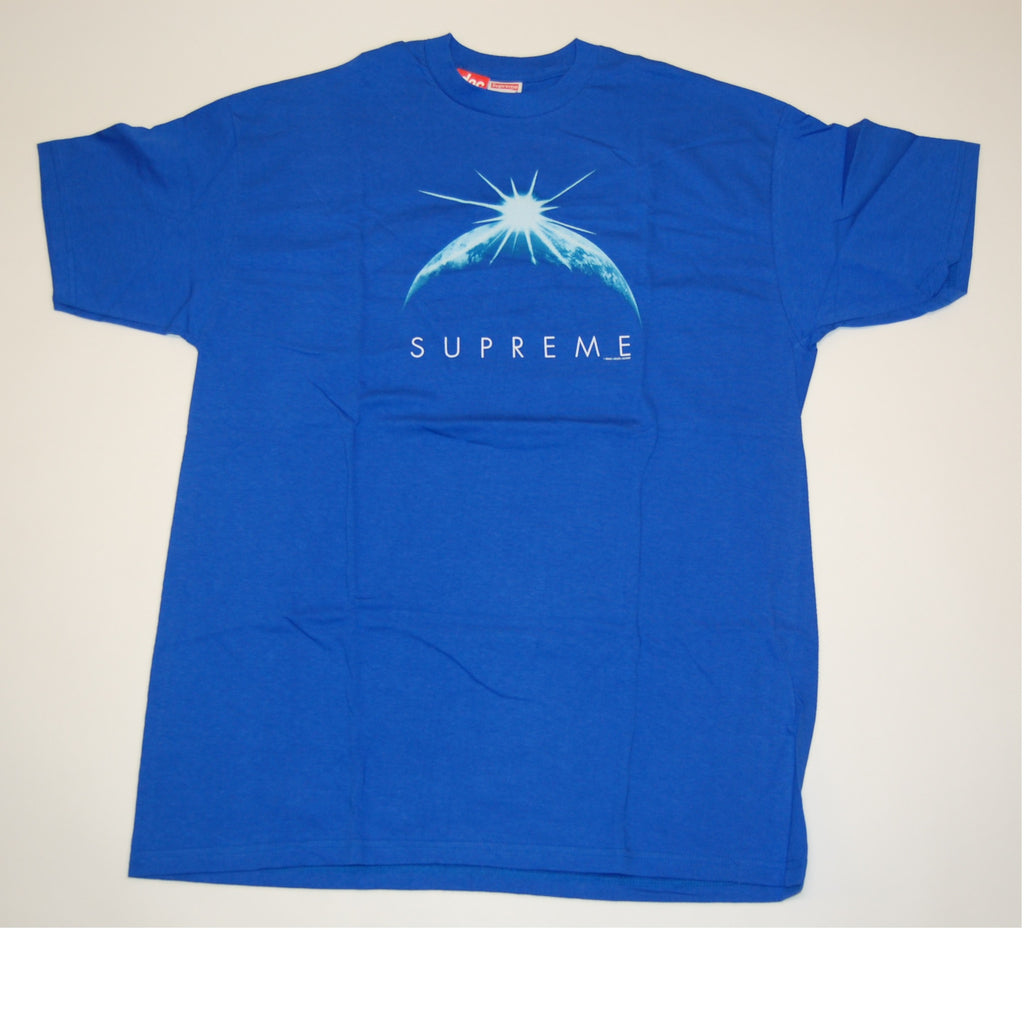 Supreme Sunrise T Shirt Royal Blue FW12 - RSRV - 1
