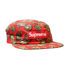 Supreme Coins 5 Panel Camp Cap Red SS14 - RSRV - 1