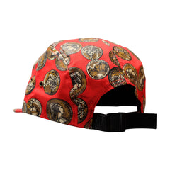 Supreme Coins 5 Panel Camp Cap Red SS14 - RSRV - 2