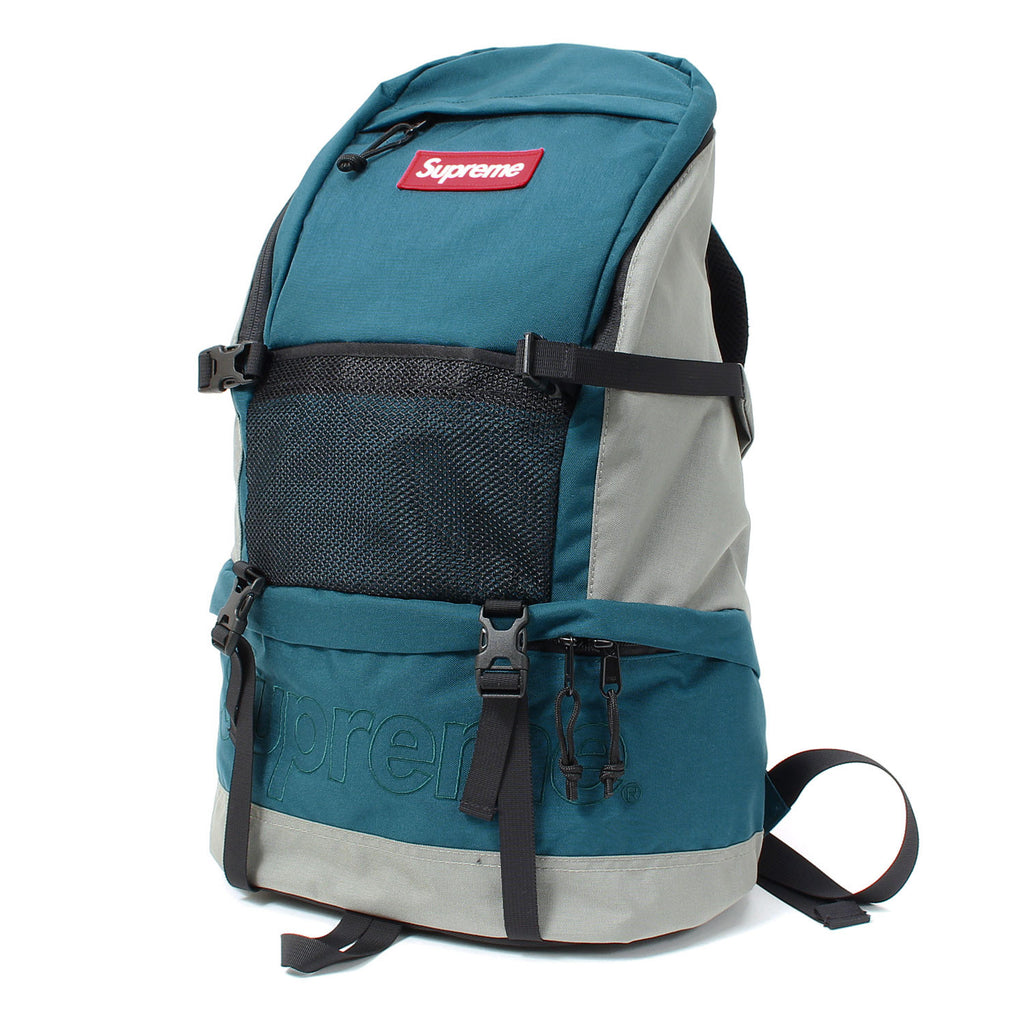 Supreme Contour Backpack Blue FW15 - RSRV
