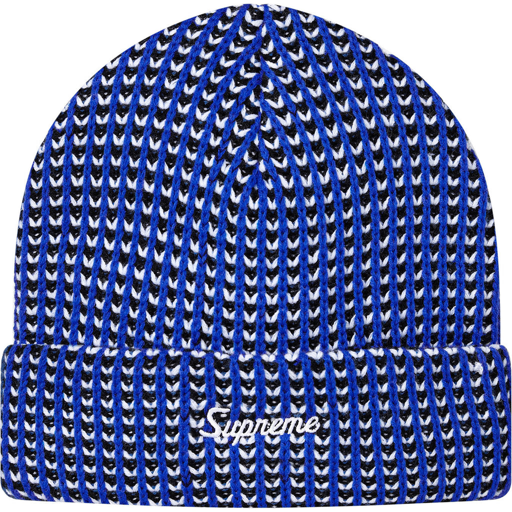 Supreme Grid Beanie Royal FW15 - RSRV