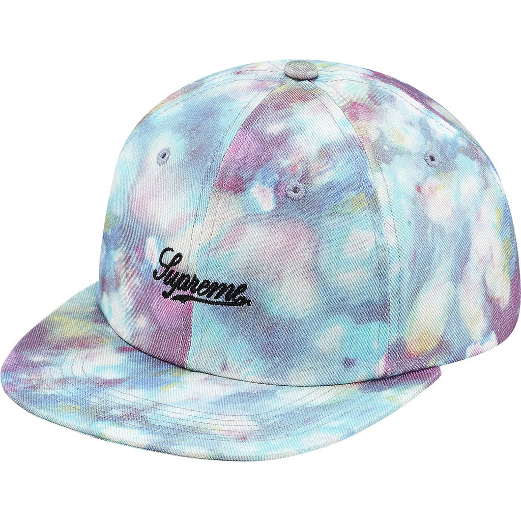 Supreme Liberty Twill 6 Panel Hat Light Blue FW15 - RSRV