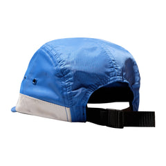 Supreme Reflective Stripe 5 Panel Camp Cap Blue SS14 - RSRV - 2
