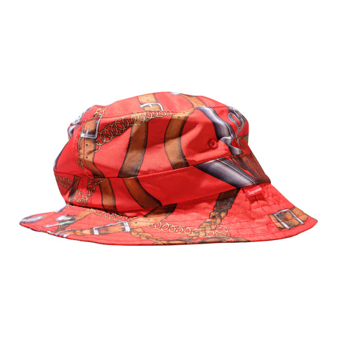 Supreme Remington Crusher Hat Red SS14