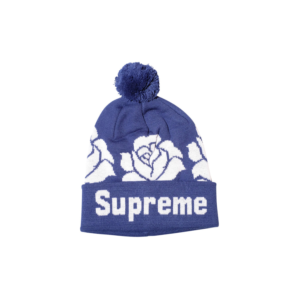 Supreme Rose Beanie Blue FW12 - RSRV