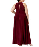 RM Richards Women's Plus Size Evening Gown