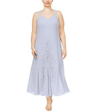 R&M Richards Women's Plus Size Beaded Jacket Dress-Mother of the Bride Dresses