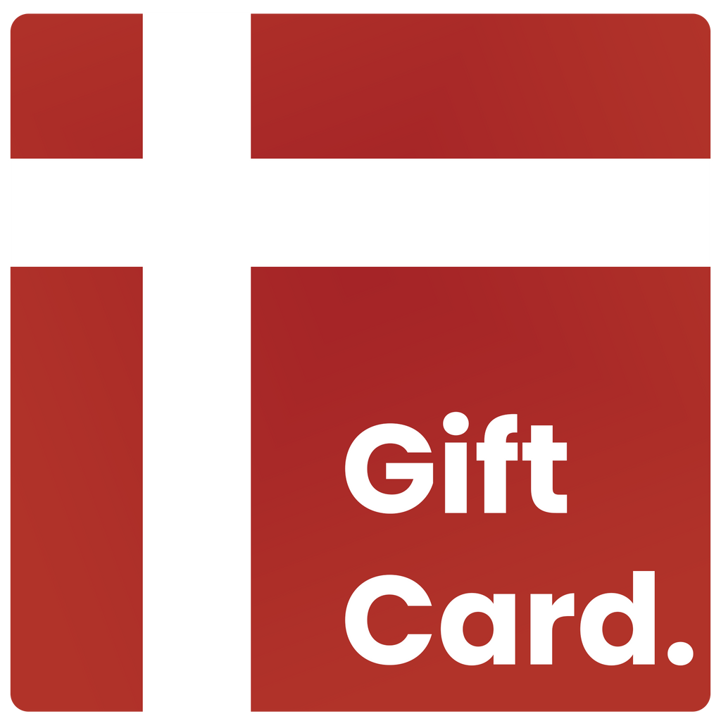 The CaNibble gift card, give the gift of choice.