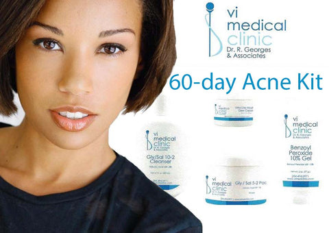 60 Day 4 in 1 Acne Kit