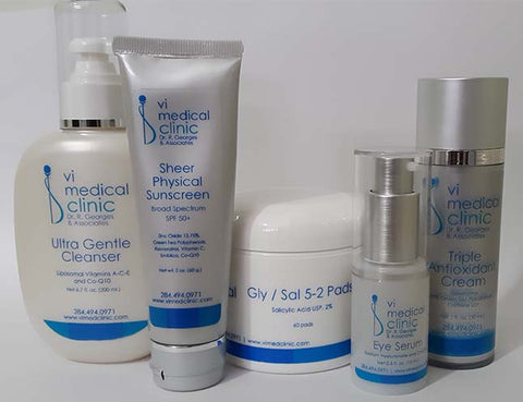 Ultimate Skin Protection Kit