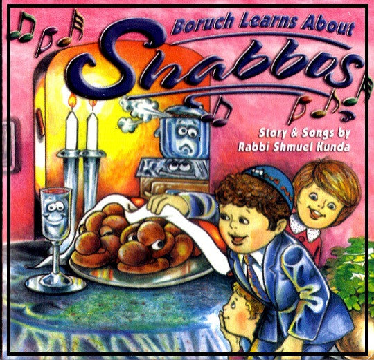 Boruch Learns About Shabbos          Download