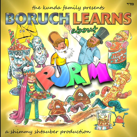 Boruch Learns About Purim Download