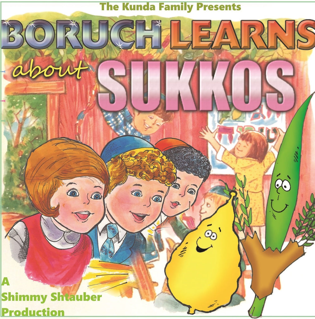 Boruch Learns about Sukkos Download