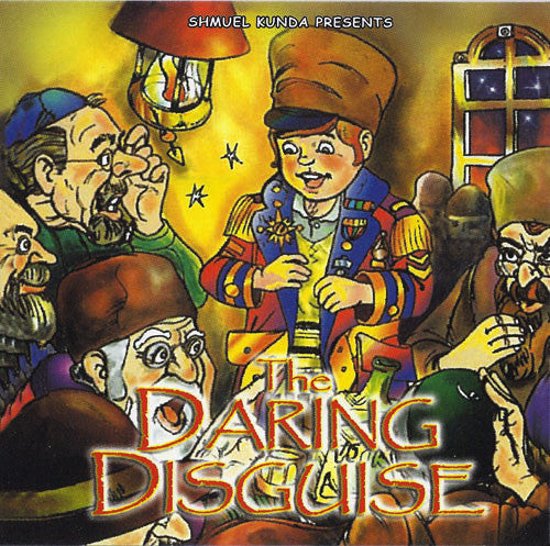 The Daring Disguise download