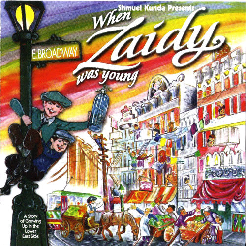 C.D. of the Month! When Zaidy Was Young Tale One, download