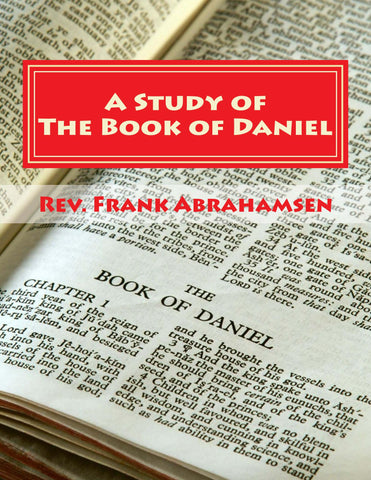 A Study of The Book of Daniel..........eBook