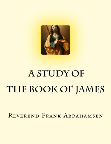 A Study of The Book of James:   e-Book