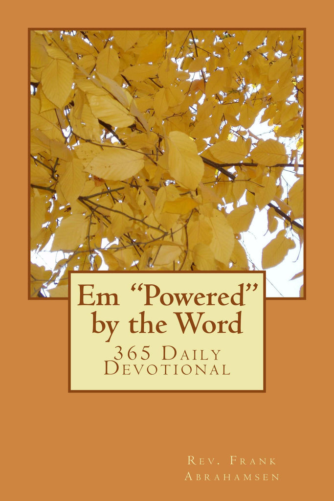 "Em ""Powered      A 365 Daily Devotional..........eBook"