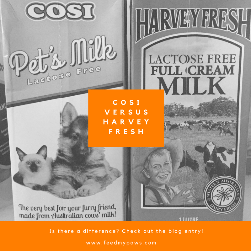Cosi Milk versus Regular Milk: Is there a difference?