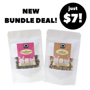 NEW! Raspberry leaves and Licorice root BUNDLE!