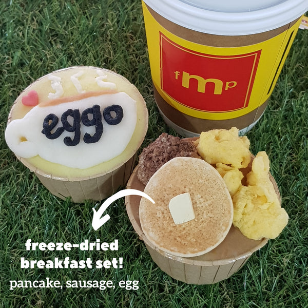 Breakfast In a Cup(cake)! (limited edition, next weekend only!)