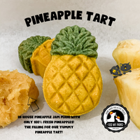Pineapple Tart! (Preorder, ready 5 Feb 2021 onwards)