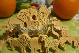 Mighty Milk Animal Cookies