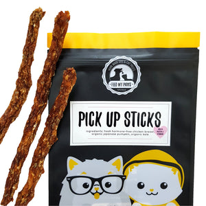 Chicken Pick Up Sticks