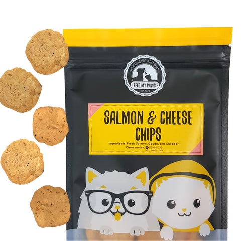 *NEW!!* Salmon & Cheese Chips