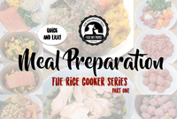 Feed My Paws Quick and Easy Meal Preparation : Rice Cooker Series Part 1 (E-book)