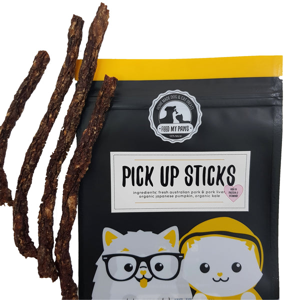 Pick up Sticks (Pork)!