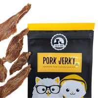 Pork Jerky (easy-to-digest!)