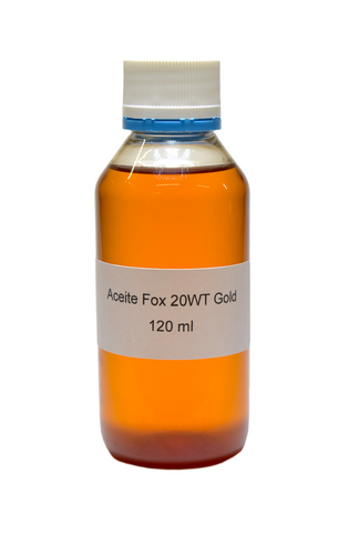 Aceite Fox 20wt Gold