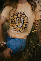 Soulshine Tee - Yellow